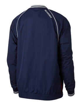 Mens Archive Woven Pullover
