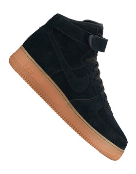 Mens Air Force 1 Hi Suede