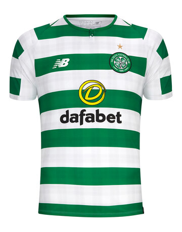 11ce3fe96 Mens Celtic 18 19 Home Jersey ...