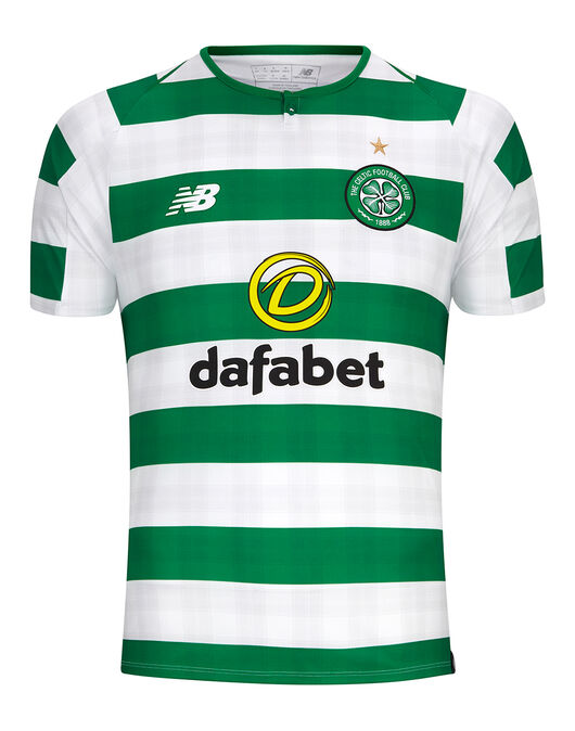 Mens Celtic 18/19 Home Jersey