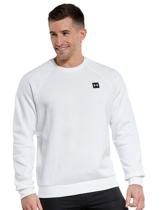 Mens Rival Fleece Crew Neck Sweatshirt