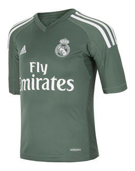 Kids Real Madrid 17/18 Home GK Jersey