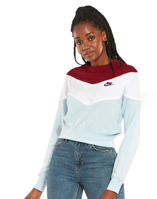 Womens Heritage Sweatshirt
