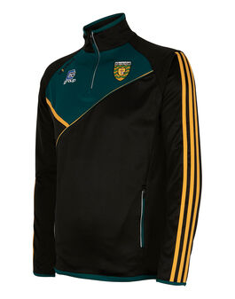 Mens Donegal Conall Half Zip
