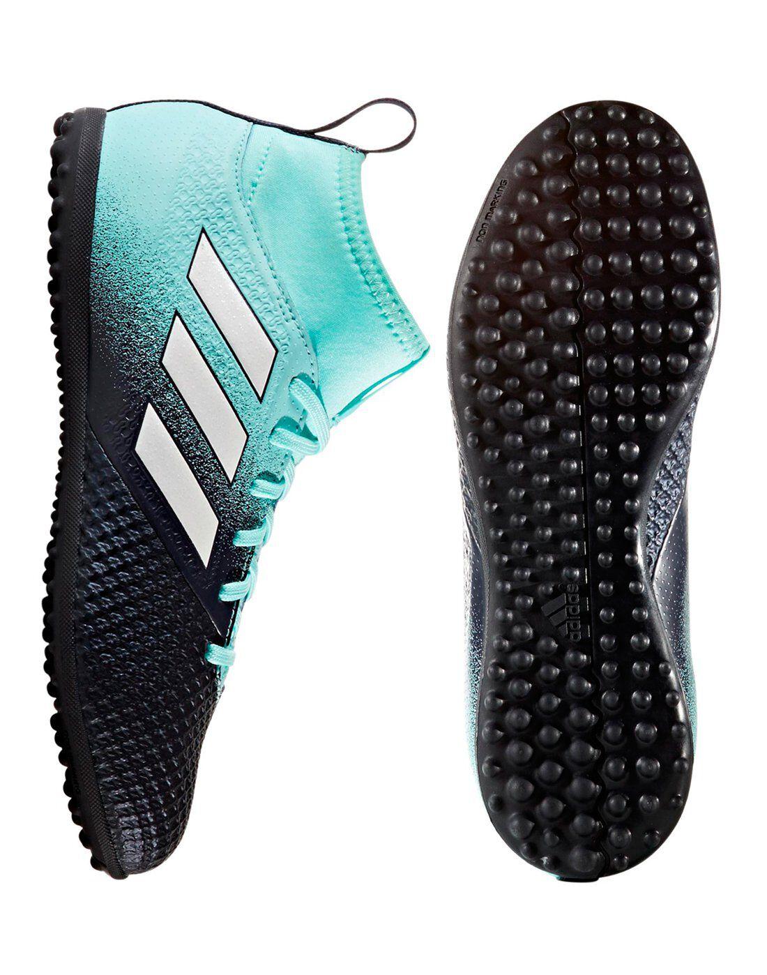 Kids adidas Ace 17.3 Astro Turf Ocean
