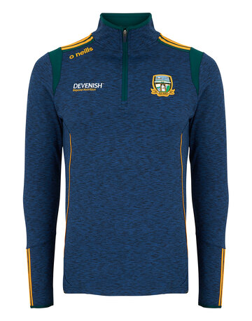 Mens Meath Solar Half Zip Top