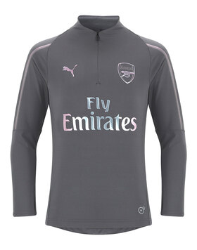 Kids Arsenal Trainng 1/4 Zip