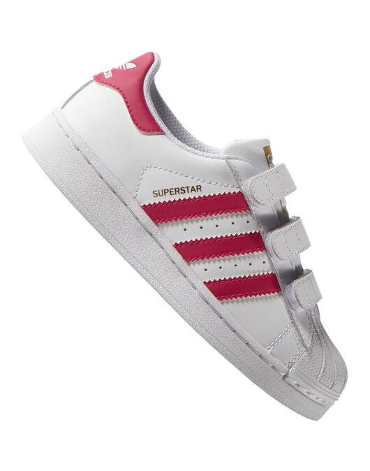 buy online ffde8 af3f8 adidas Originals. Younger Girls Superstar