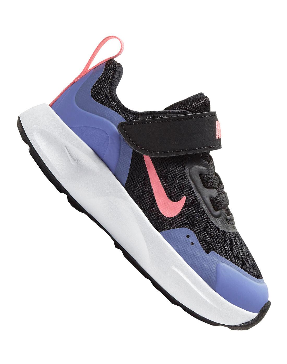 Nike Infants Wearallday - Black   nike air huarache burgundy snake ...