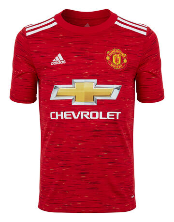 Kids Man Utd 20/21 Home Jersey