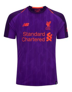 Mens Liverpool 18/19 Away Jersey