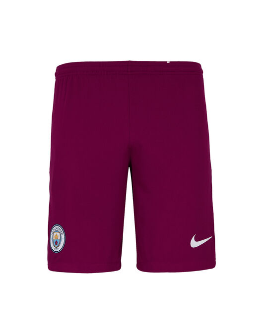 Adult Manchester City 17/18 Away Shorts