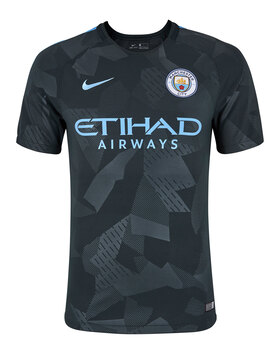 Adult Man City Third 17/18 Jersey