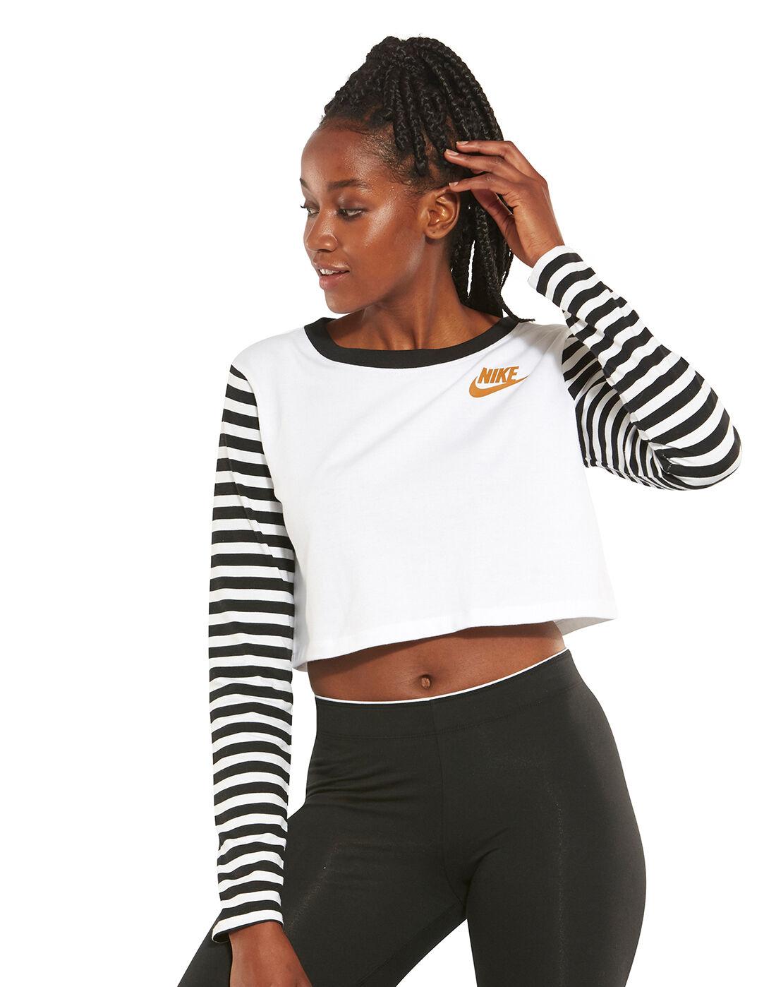 Nike Womens Long Sleeve Top