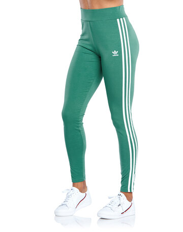 Womens 3 Stripes Leggings