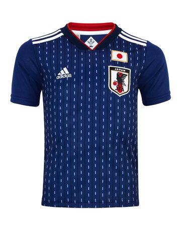 Kids Japan WC18 Home Jersey ... 4c404a4e9