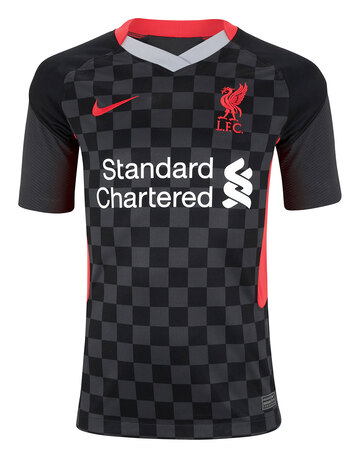 Kids Liverpool 20/21 Third Jersey