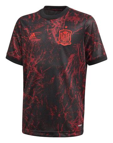 Kids Spain Pre-Match Jersey