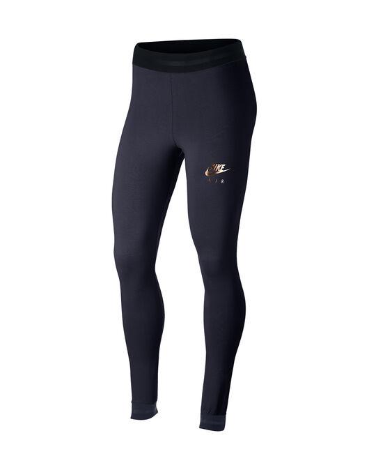 Women s Navy Nike Air Leggings  ca166732a