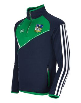 Kids Limerick Conall Half Zip Top