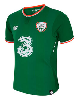 Kids Ireland Home Jerseys