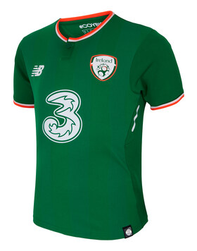 Kids Ireland Home Jerseys