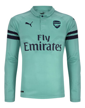 Adult Arsenal Third 18/19 LS Jersey