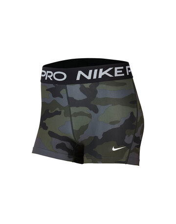 "Womens 3"" Pro Camo Shorts"