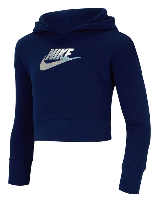 Older Girls Metallic Hoodie