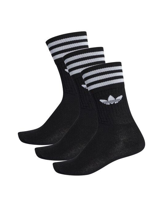 17e91d590b434a adidas Originals. Trefoil Socks 3 Pack