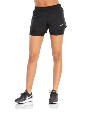 Womens 2 in 1 Shorts