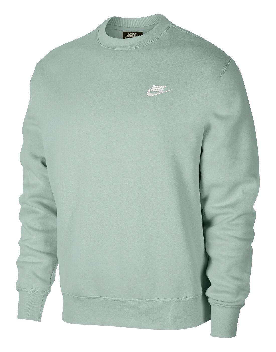 Nike Mens Club Crew Neck Sweatshirt