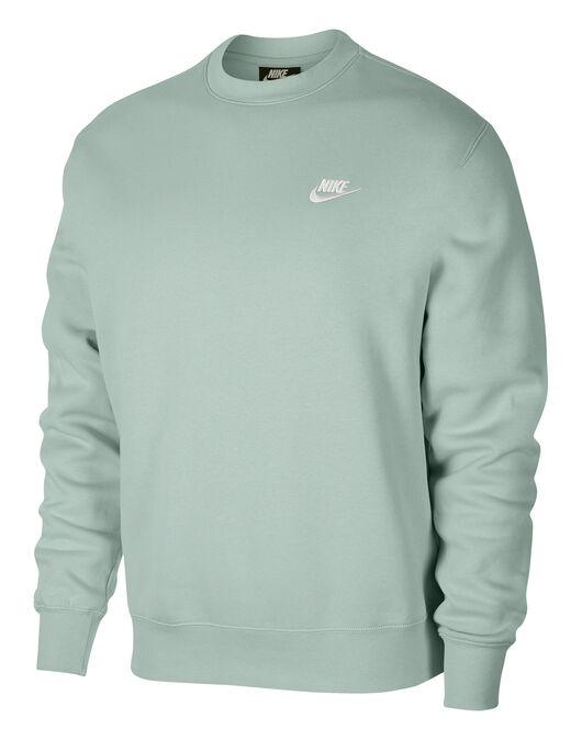 Mens Club Crew Neck Sweatshirt