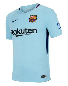Adult Barcelona 17/18 Away Jersey