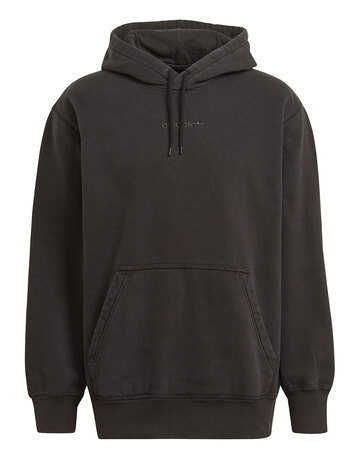 Mens Premium Overdyed Fleece Hoodie