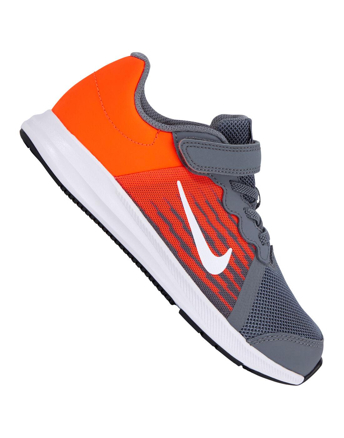 Young Boys Nike Downshifter   Grey