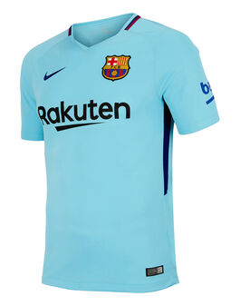 Kids Barcelona 17/18  Away Jersey