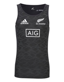Mens All Blacks Singlet