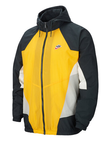 Mens Signature Woven Jacket
