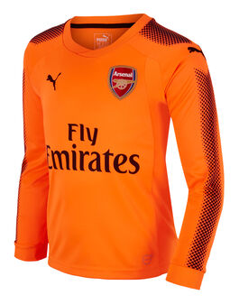 Kids Arsenal 2017/18 Away GK Jersey