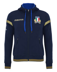 Mens Italy Full Zip Hoody 2018