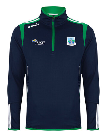 Mens Fermanagh Solar Half Zip Top