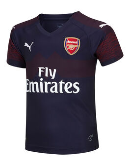 Kids Arsenal 18/19 Away Jersey