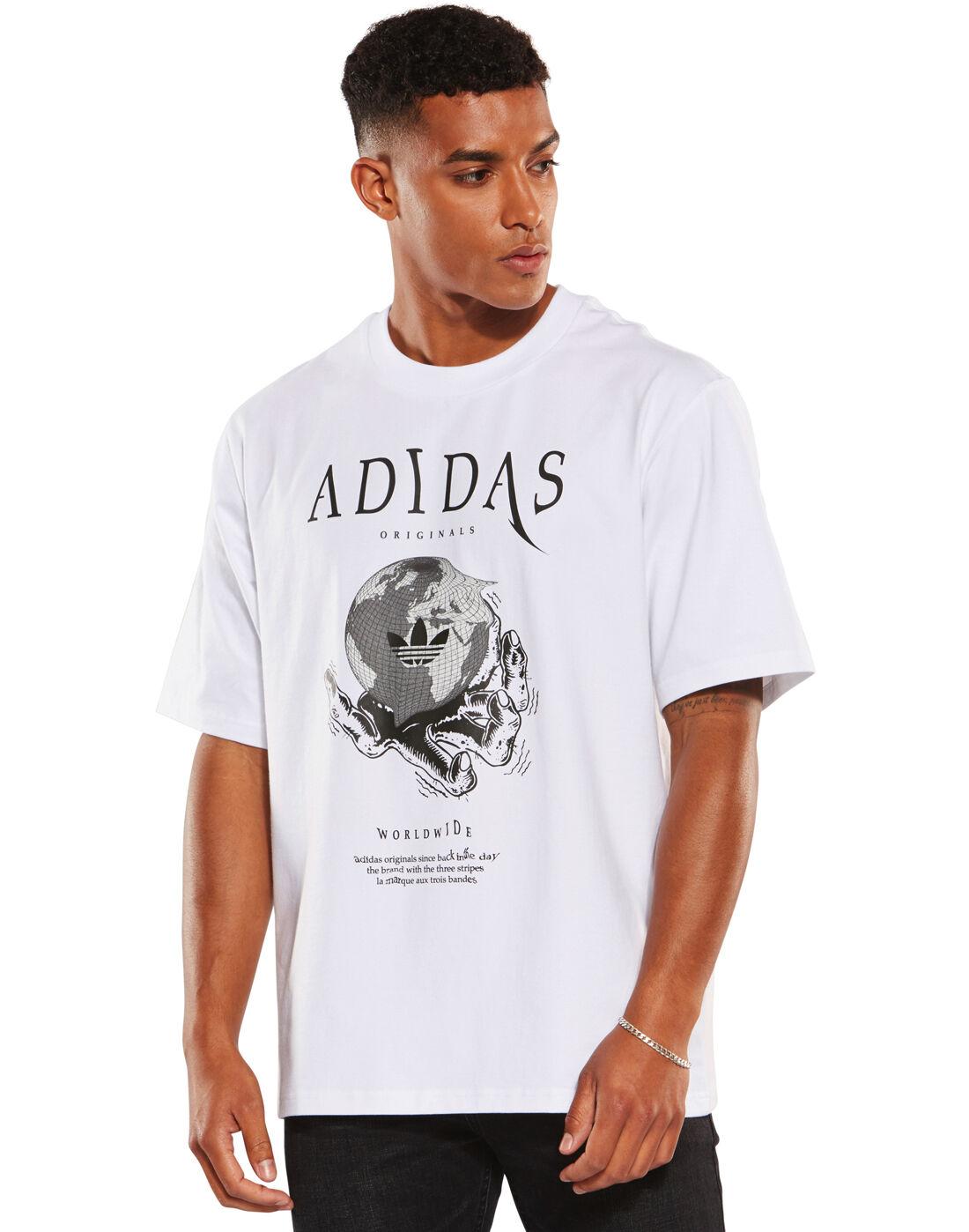 Hombre t shirts nike & Adidas camisetas estilo de vida deportivo