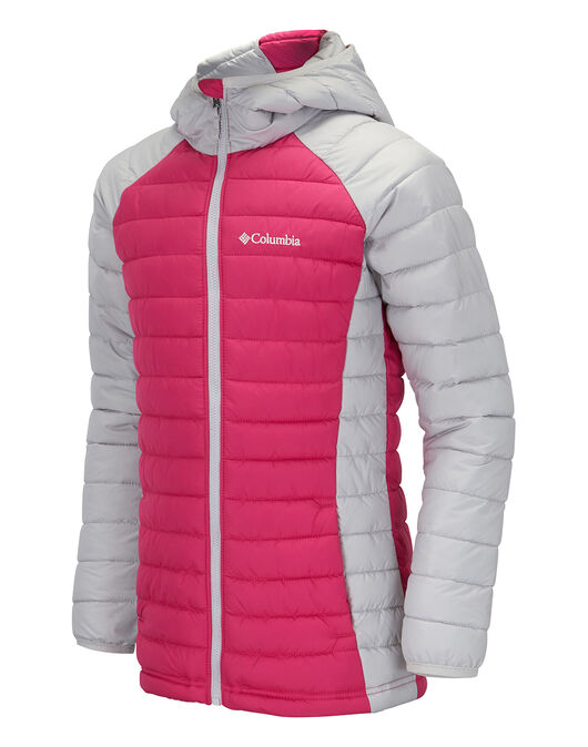 Older Girls Hooded Jacket