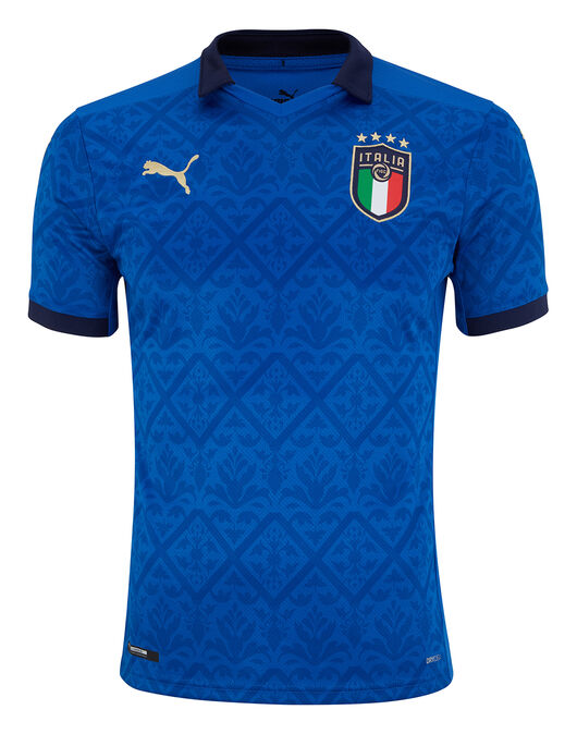 Adult Italy Euro 2020 Home Jersey