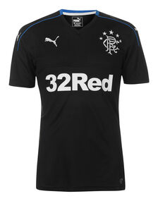 Kids Rangers 2017/18 Third Jersey