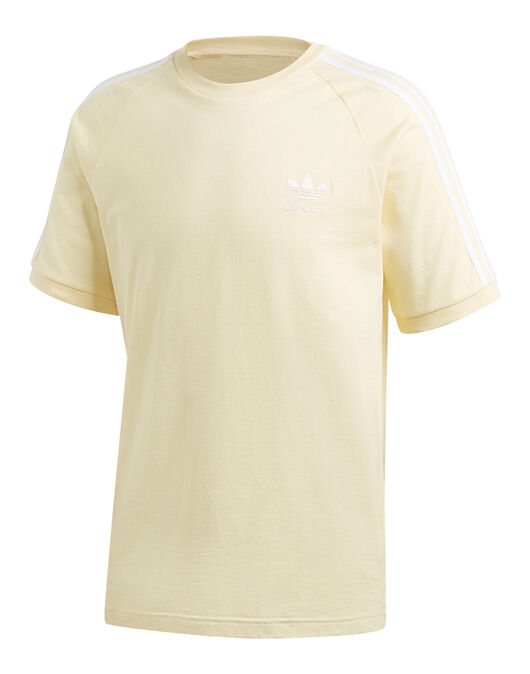 3b5ee6a806951 Men's adidas Originals T-Shirt | Yellow | Life Style Sports