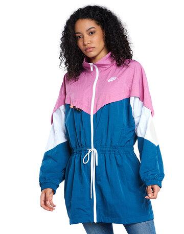 Womens Icon Clash Jacket