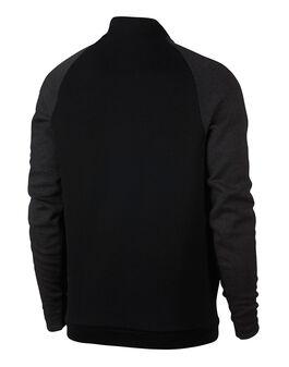 Mens Tech Fleece Varsity Jacket